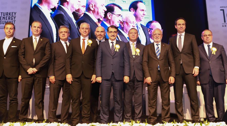 Enerji zirvesi Antalya'da başladı