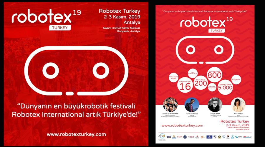 Robotex Turkey için hazırlıklar sürüyor
