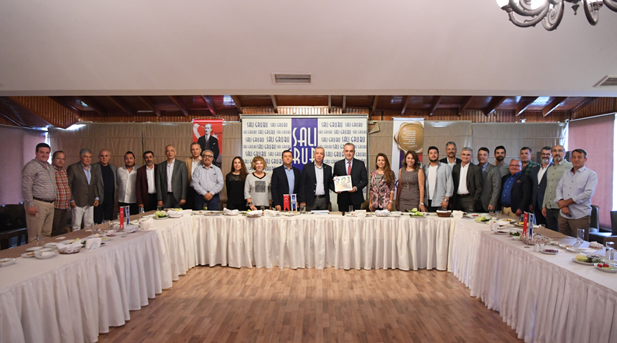 Başkan Semih Esen: Dünya'nın en güzel yeri Konyaaltı