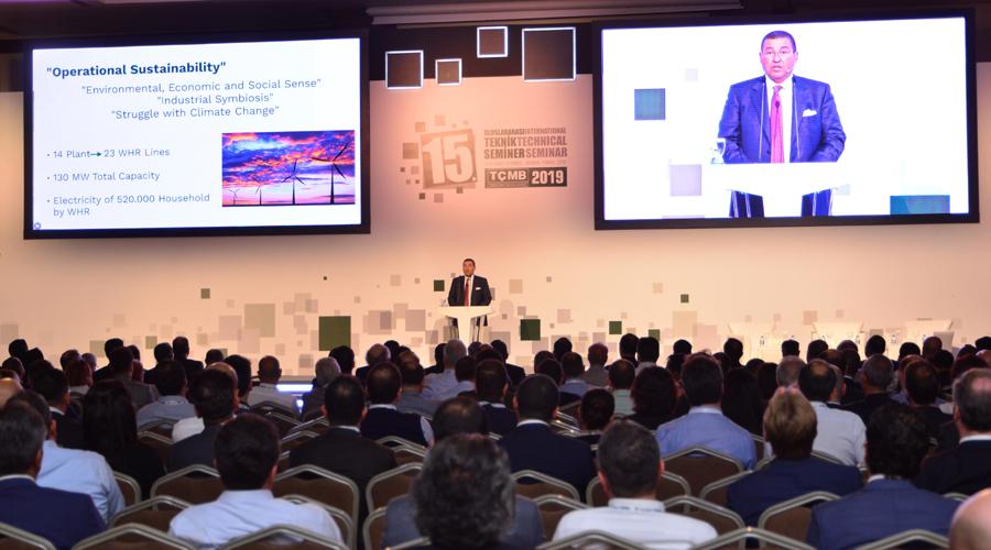 Türk Çimento sektörü Avrupa'da birinci