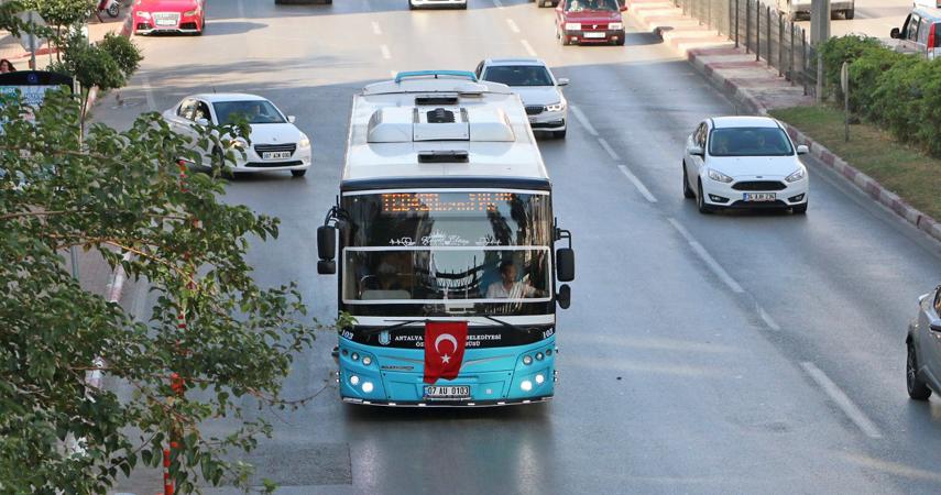 Büyükşehir'den Barış Pınarı Harekatına bayraklı destek