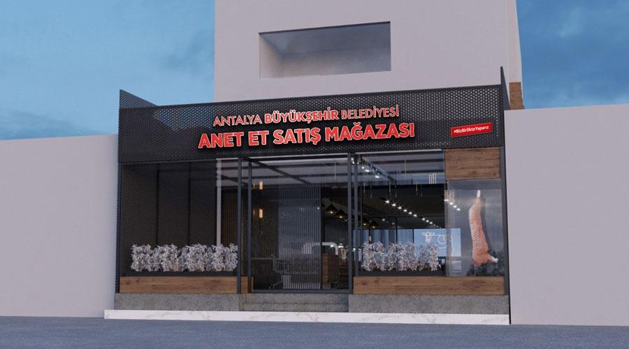 İlk Tanzim Satış Mağazası Kepez'de açılıyor
